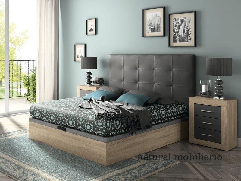Muebles Modernos chapa sintética/lacados dormitorio moderno azor 1-21-812