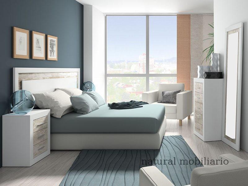 Muebles Modernos chapa sintética/lacados dormitorio moderno azor 1-21-802