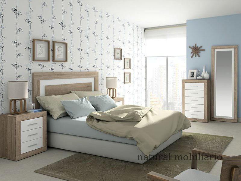 Muebles Modernos chapa sintética/lacados dormitorio moderno azor 1-21-822