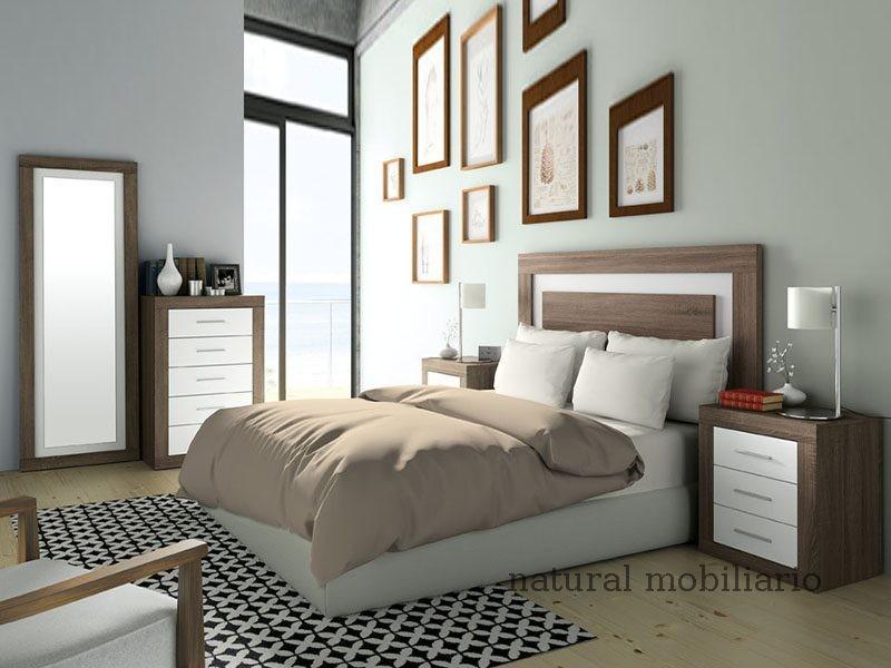 Muebles Modernos chapa sintética/lacados dormitorio moderno azor 1-21-821