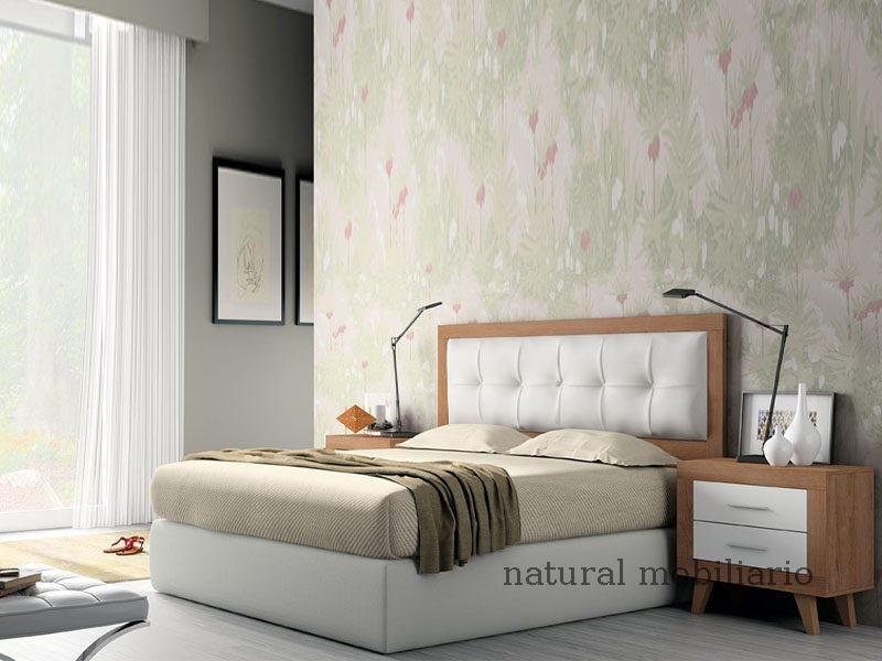 Muebles Modernos chapa sintética/lacados dormitorio moderno azor 1-21-823