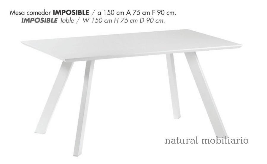 Muebles mesas mesa cami 0-80-521