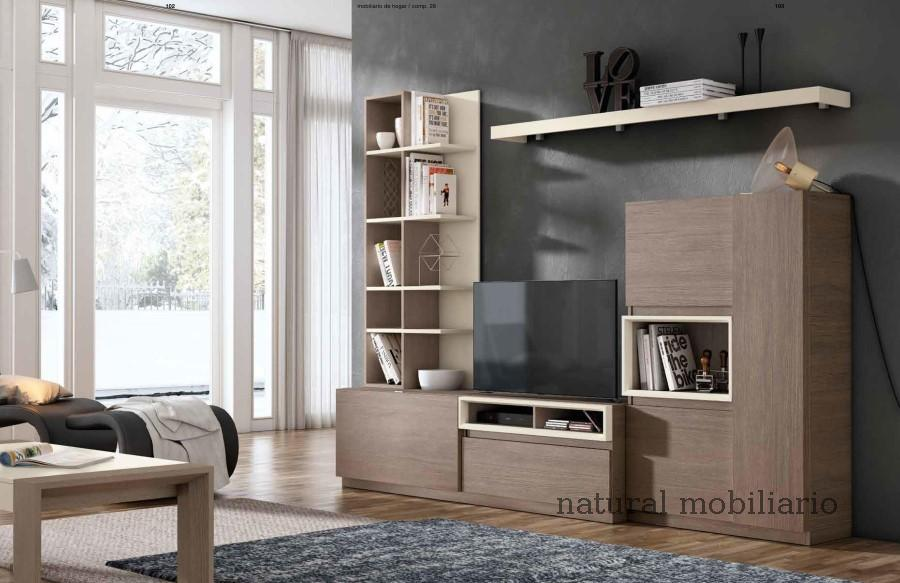 Muebles Modernos chapa sint�tica/lacados 0-66mode1073