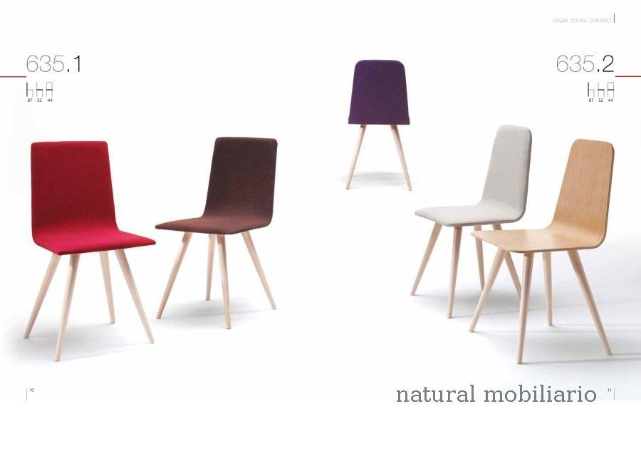 Muebles Sillas de comedor silla clar 1-1-251