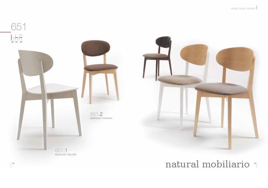 Muebles Sillas de comedor silla clar 1-1-255