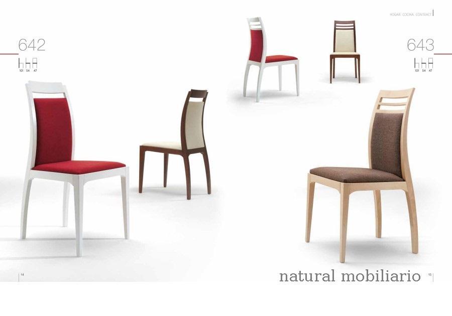 Muebles Sillas de comedor silla clar 1-1-253