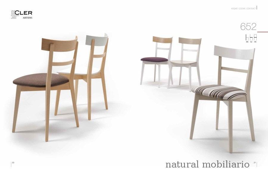 Muebles Sillas de comedor silla clar 1-1-256
