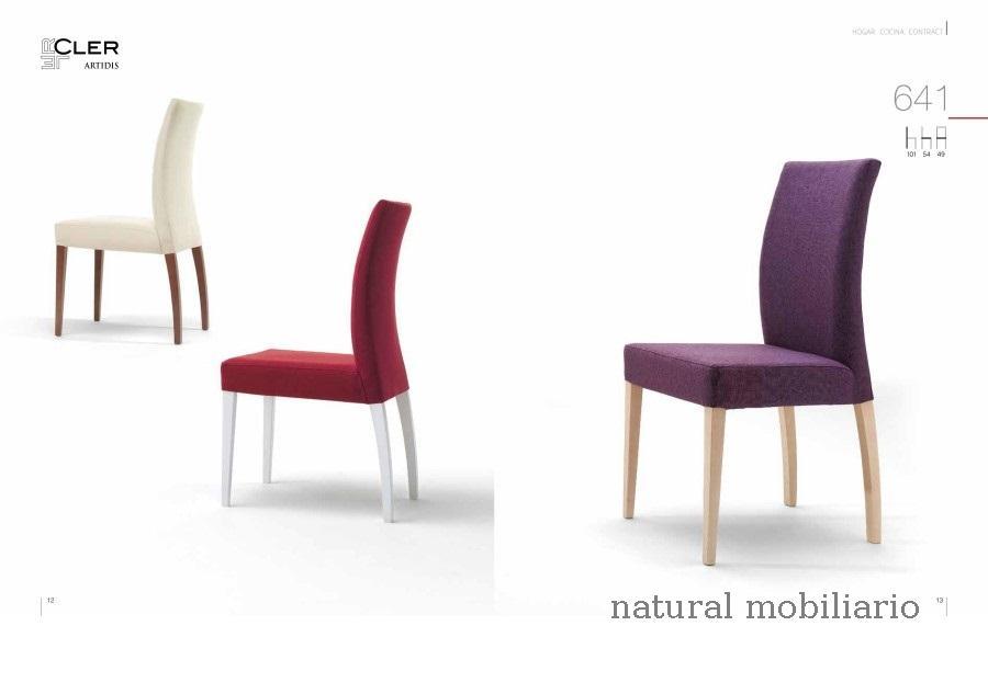Muebles Sillas de comedor silla clar 1-1-252
