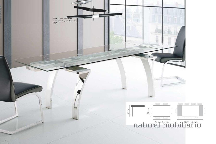 Muebles Mesas de comedor mesa sere 1-21-1151