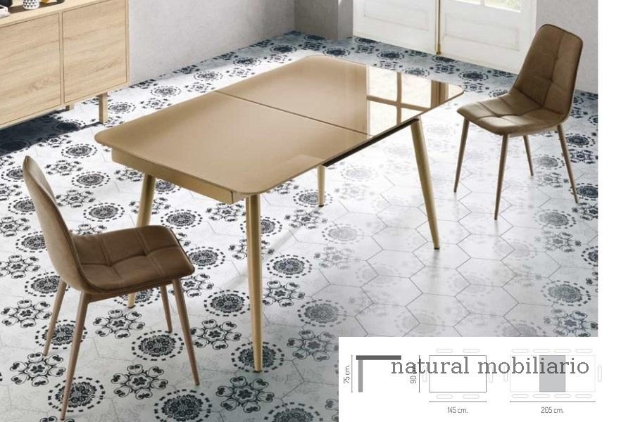 Muebles Mesas de comedor mesa sere 1-21-1157