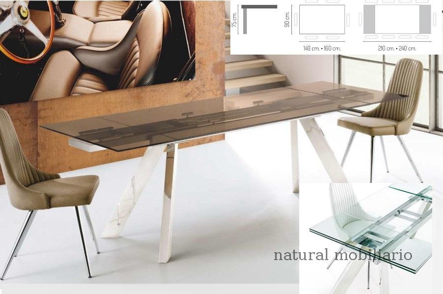 Muebles Mesas de comedor mesa sere 1-21-1156
