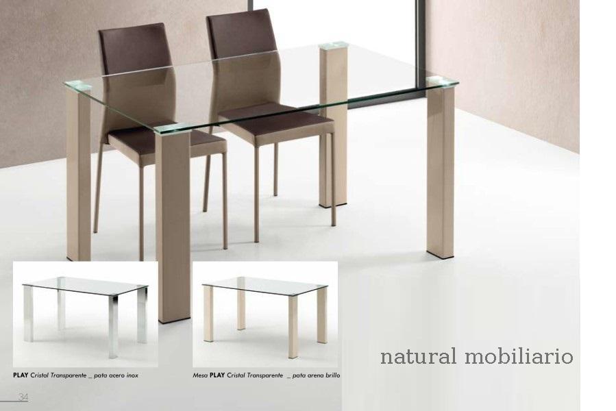 Muebles Mesas de comedor mesa sere 1-21-1162