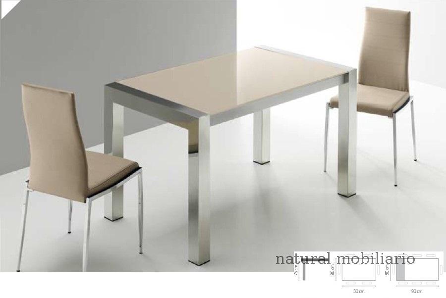 Muebles Mesas de comedor mesa sere 1-21-1160