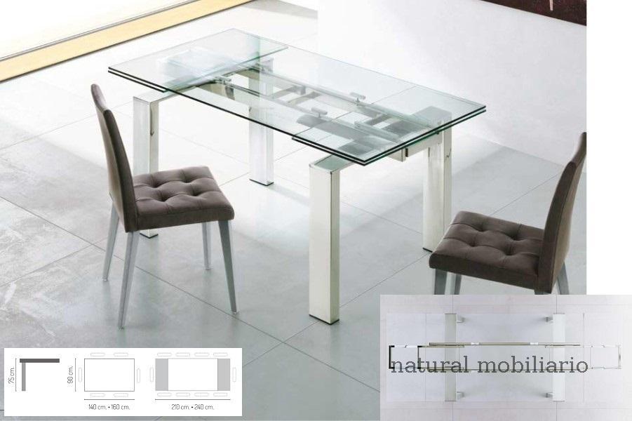 Muebles Mesas de comedor mesa sere 1-21-1154