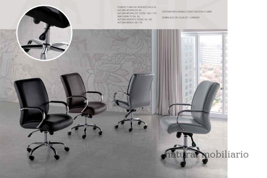 Muebles Sillas de oficina silla anvi 1-116-455