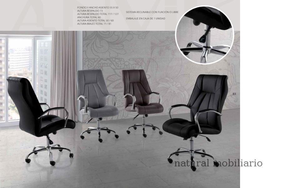 Muebles Sillas de oficina silla anvi 1-116-451