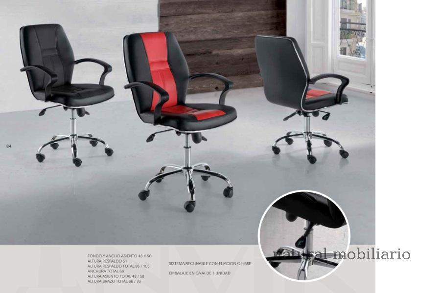 Muebles Sillas de oficina silla anvi 1-116-452