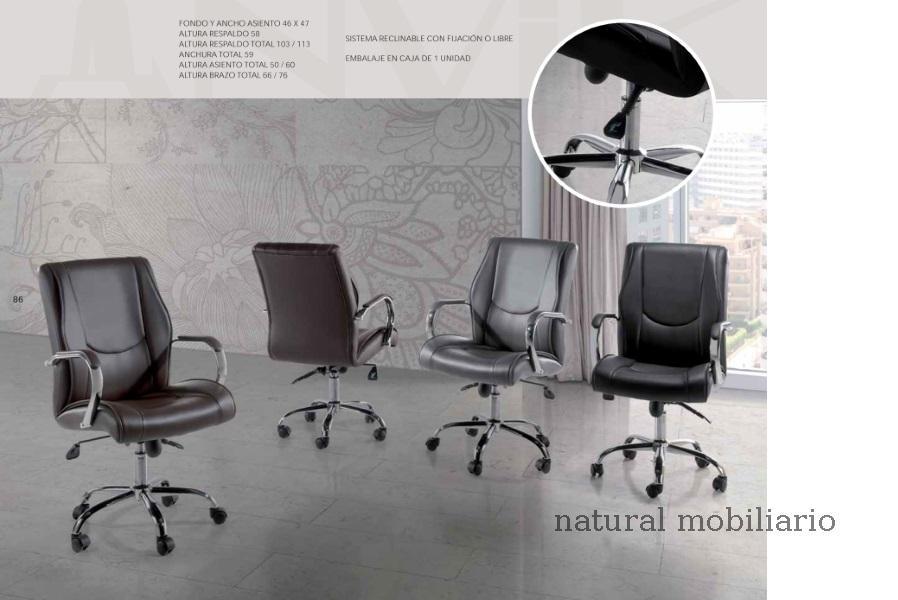 Muebles Sillas de oficina silla anvi 1-116-454