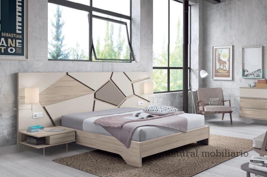 Muebles Modernos chapa sintética/lacados salon rosa 1-958-1027
