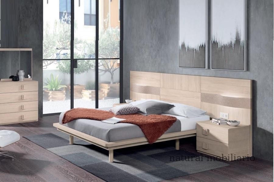 Muebles Modernos chapa sintética/lacados salon rosa 1-958-1005