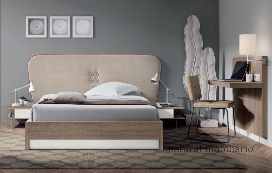 Muebles Modernos chapa sintética/lacados salon rosa 1-958-1037