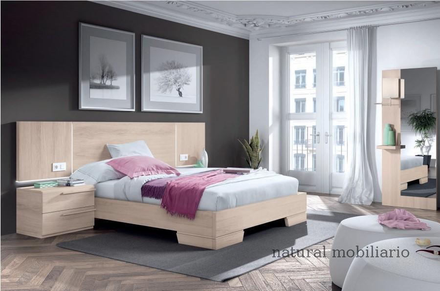 Muebles Modernos chapa sintética/lacados salon rosa 1-958-1023