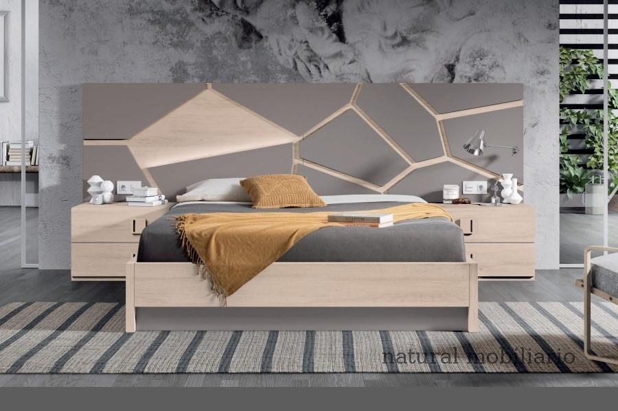 Muebles Modernos chapa sintética/lacados salon rosa 1-958-1026