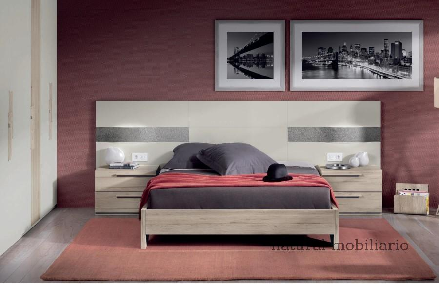 Muebles Modernos chapa sintética/lacados salon rosa 1-958-1004