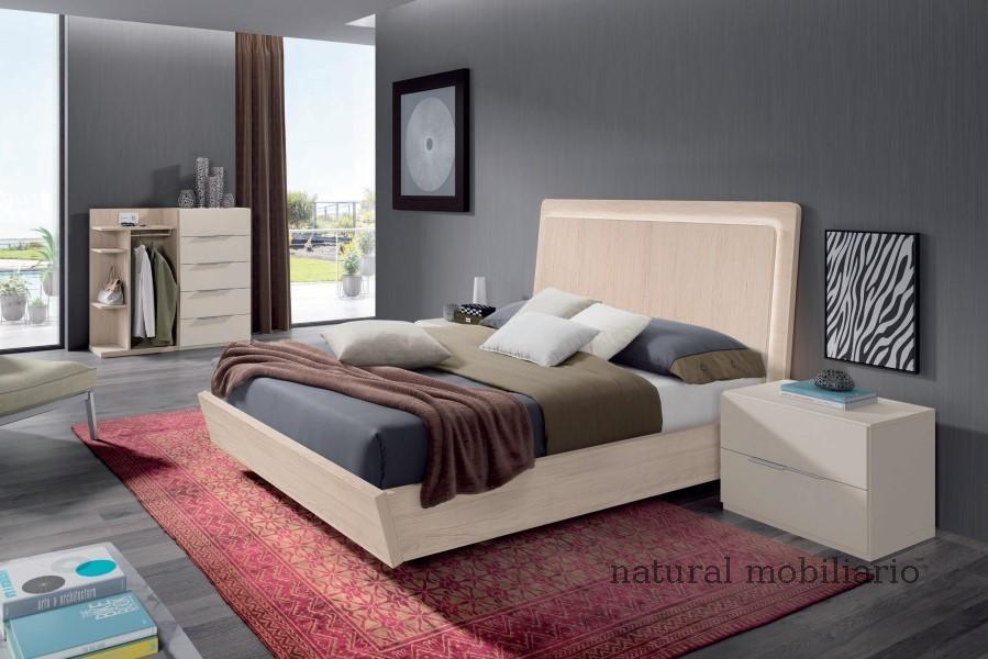 Muebles Modernos chapa sintética/lacados salon rosa 1-958-1020