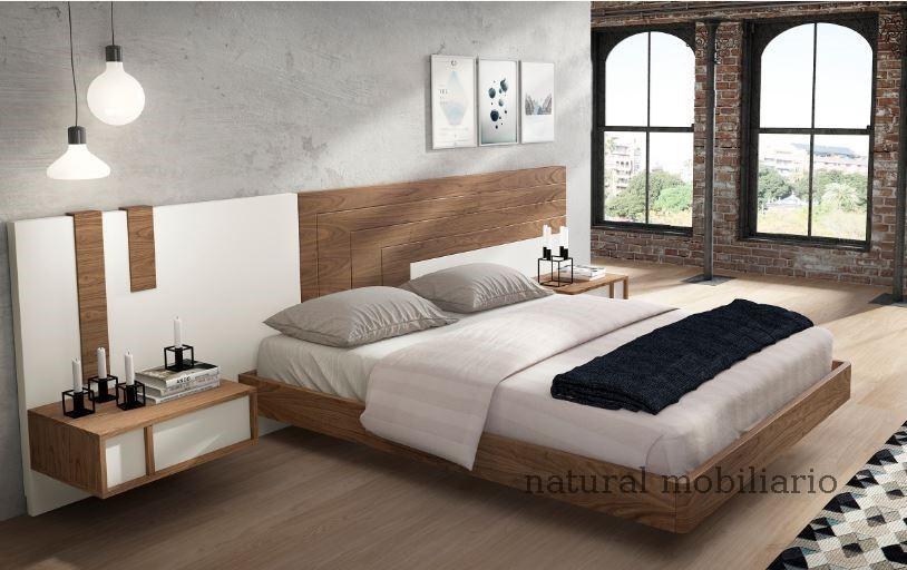 Muebles Modernos chapa natural/lacados dormitorio pife-1-1-868
