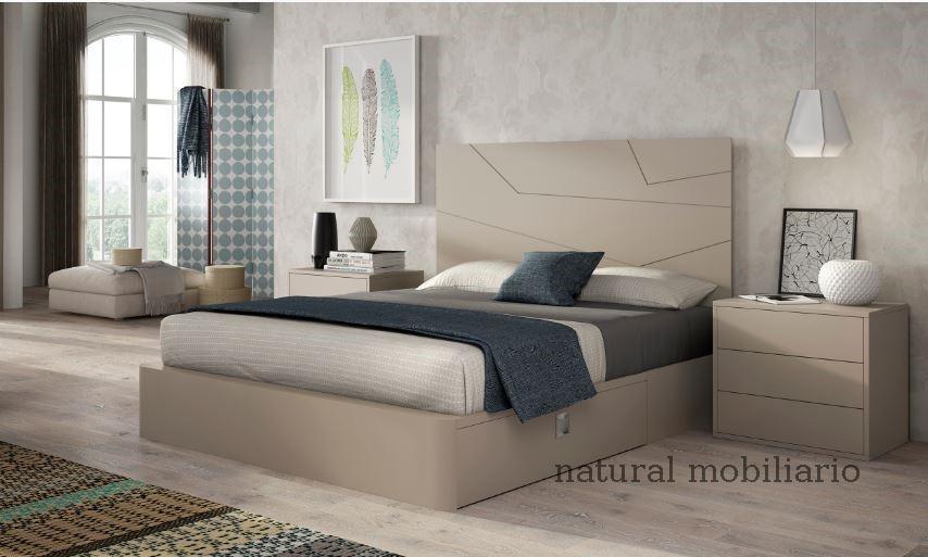 Muebles Modernos chapa natural/lacados dormitorio pife-1-1-874