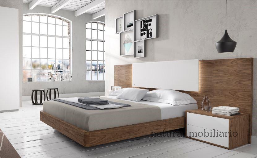 Muebles Modernos chapa natural/lacados dormitorio pife-1-1-867