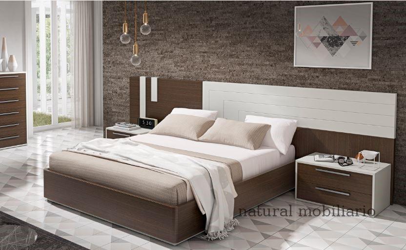 Muebles Modernos chapa natural/lacados dormitorio pife-1-1-869