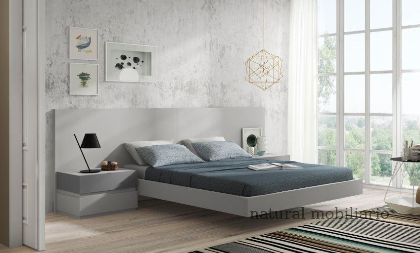 Muebles Modernos chapa natural/lacados dormitorio pife-1-1-873
