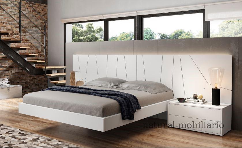 Muebles Modernos chapa natural/lacados dormitorio pife-1-1-871