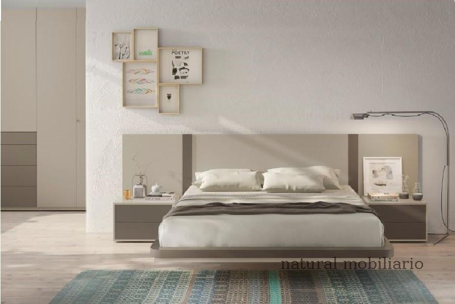 Muebles Modernos chapa natural/lacados dormitorio pife-1-1-852