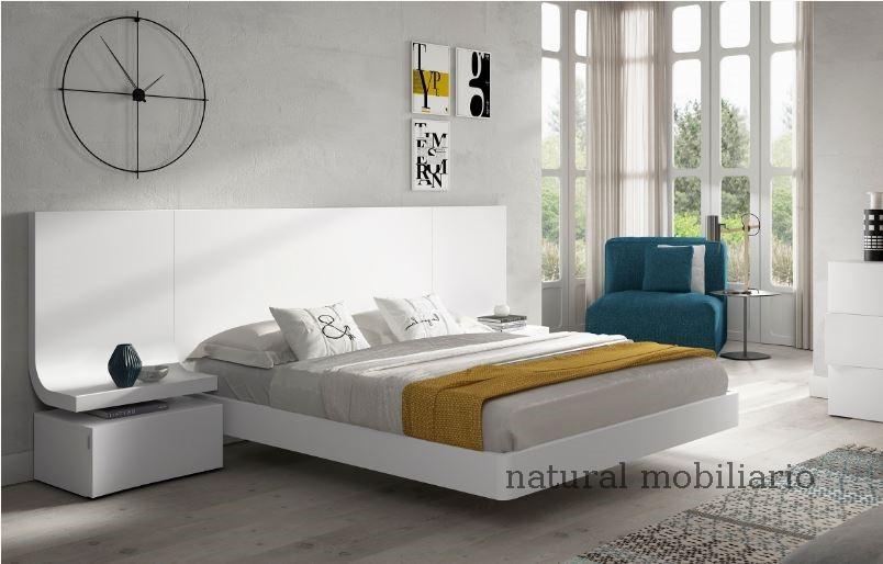 Muebles Modernos chapa natural/lacados dormitorio pife-1-1-855