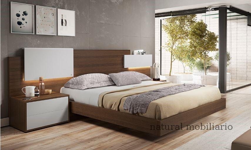 Muebles Modernos chapa natural/lacados dormitorio pife-1-1-858