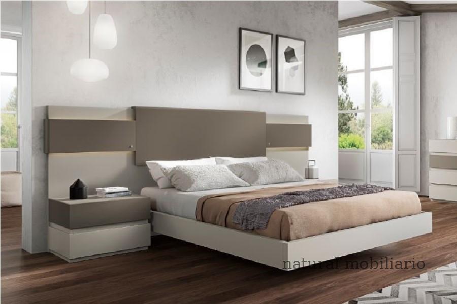 Muebles Modernos chapa natural/lacados dormitorio pife-1-1-854