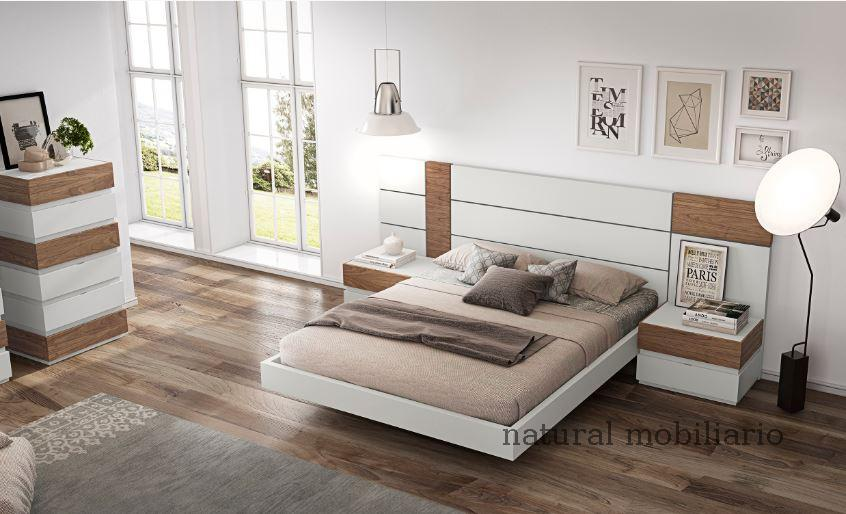 Muebles Modernos chapa natural/lacados dormitorio pife-1-1-860