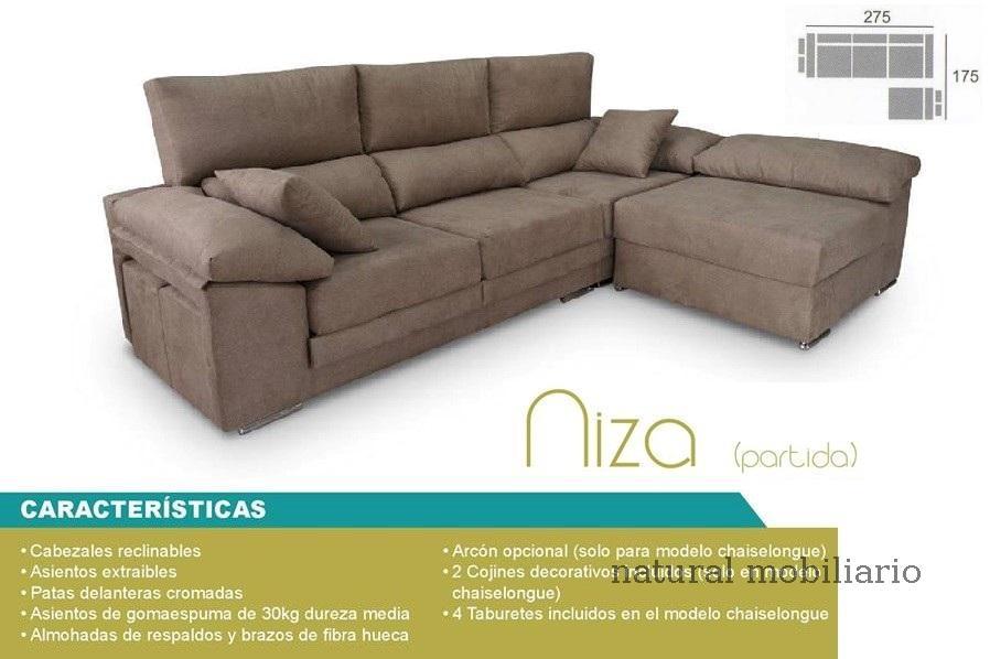 Muebles Sof�s y Chaiselonge sofa promocion 1-463