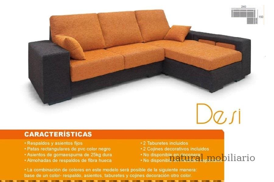 Muebles Sof�s y Chaiselonge sofa promocion 1-457