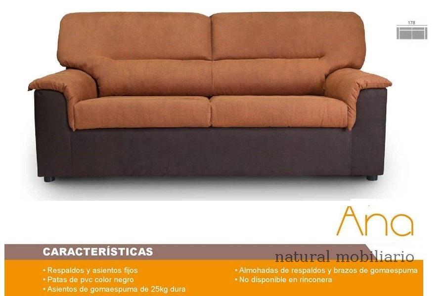 Muebles Sof�s y Chaiselonge sofa promocion 1-454