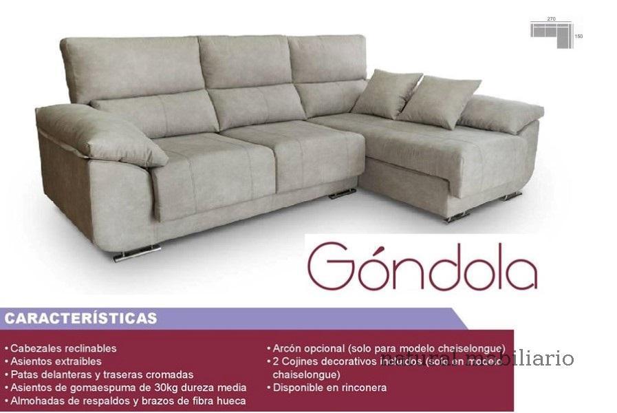 Muebles Sof�s y Chaiselonge sofa promocion 1-466