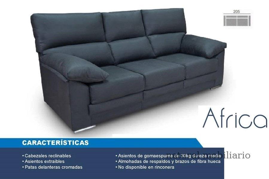 Muebles Sof�s y Chaiselonge sofa promocion 1-451