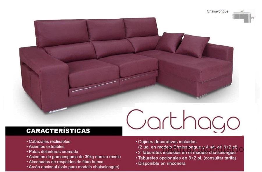 Muebles Sof�s y Chaiselonge sofa promocion 1-455