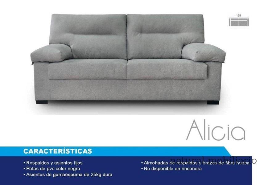 Muebles Sof�s y Chaiselonge sofa promocion 1-453