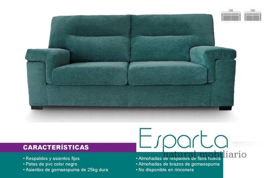 Muebles Sof�s y Chaiselonge sofa promocion 1-458