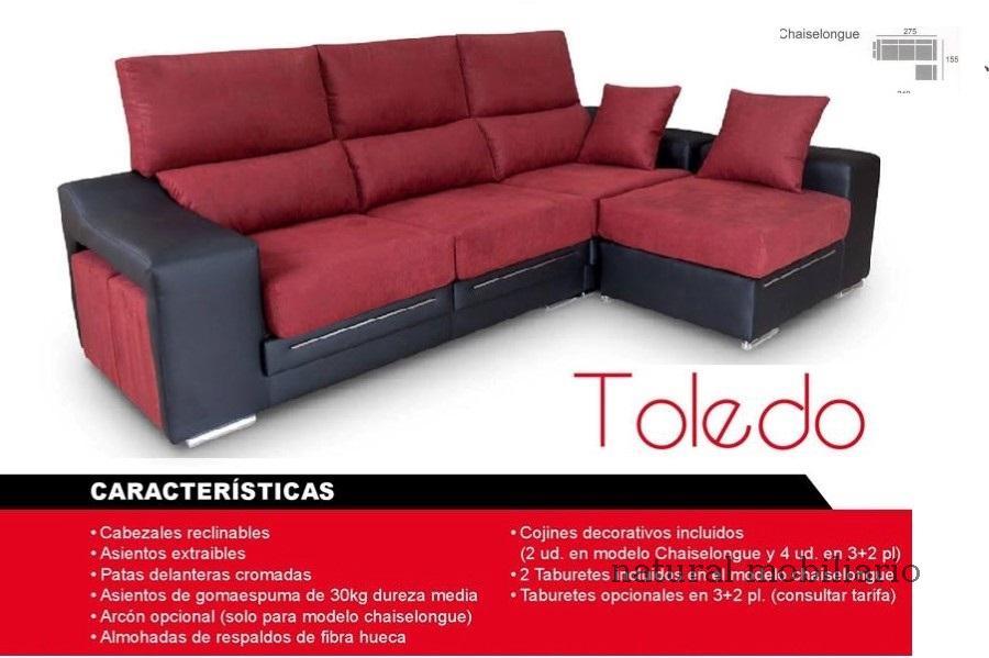 Muebles Sof�s y Chaiselonge sofa promocion 1-461