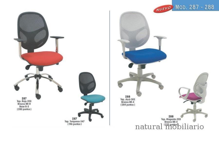 Muebles Sillas de oficina sillas giratorias 1-1eco500